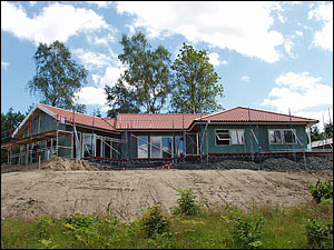 Villa vid Helge å